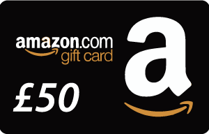 Earn £50 Amazon vouchers for you and a friend